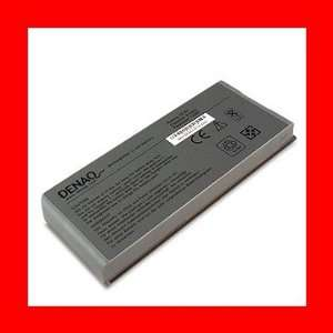 9 Cells Dell Latitude D810 Laptop Battery 80Whr #193 Electronics