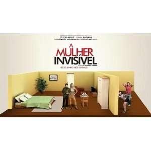 A Mulher Invisivel Poster Movie Brazilian B (11 x 17