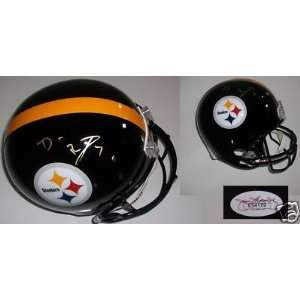 Ben Roethlisberger Signed Pittsburgh Steelers Helmet