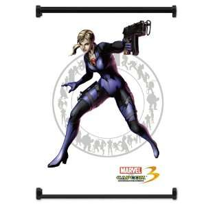 Marvel vs. Capcom 3 Fate of Two Worlds Game Jill Valentine Fabric