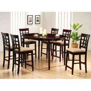 100208SET19 Mix & Match 5 Pc Dining Room Set (Table and 4