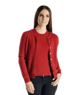 Womens Cardigan Twin Set Cashmere Sweater Clothing