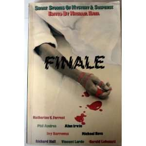 FINALE: Short Stories Of Mystery & Suspense (9781555831615