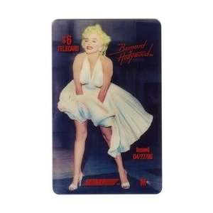 Card $6. Marilyn Monroe (Skirt Blowing Up   M) Issued 4/27/96 PROOF