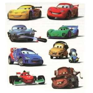 Disneys Cars Tattoo Sheets: Toys & Games