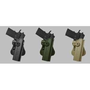 1911 Variants w/wo rails, 5 Black IMI RSR Defence Gun / Pistol