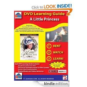 Little Princess DVD Learning Guide Patricia Inman