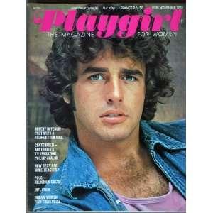 Playgirl Magazine: November 1974 (Paperback) Phillip