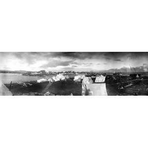 NOME ALASKA PANORAMA 1899