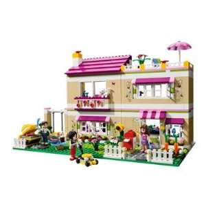 Lego Friends Olivias House 3315: Toys & Games