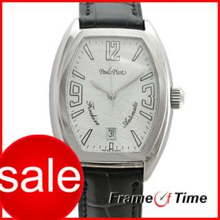 Paul Picot Firshire 2000 Automatic 30mm Guilloche Watch