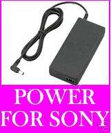 Charger 4 Sony Vaio 16V4A laptop TZ series free cord