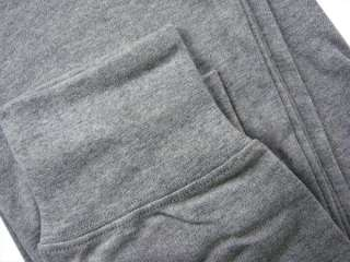 2011 New Mens Thermal Underwear Set 100% Cotton All Size Fashion Grey
