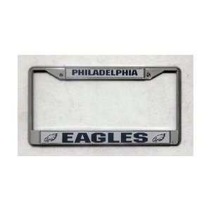 Philadelphia Eagles Chrome Auto Frame *SALE*