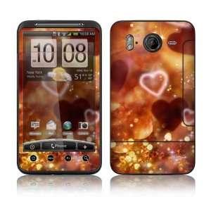 Love Love Love Decorative Skin Cover Decal Sticker for HTC