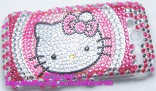Hello kitty Bling Case Cover For HTC TMobile MyTouch 4G