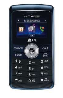 LG Env3 VX 9200 Verizon Phone QWERTY, 3MP Camera, GPS (Blue) Good