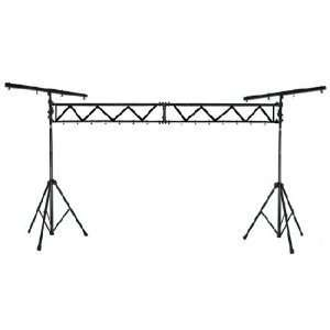 Band 10 Feet Trussing System with Dual Tripod Stand and T Bar for
