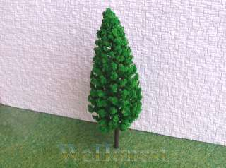 10 pcs Pine Trees for G scale 132 scene 160mm #C16060