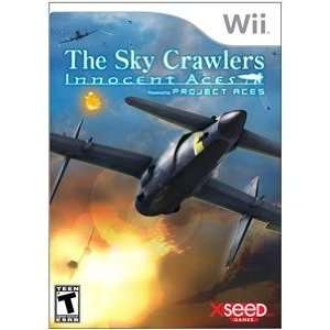 Xseed Jks Inc Sky Crawlers Innocent Aces Simulation Vg Wii Platform