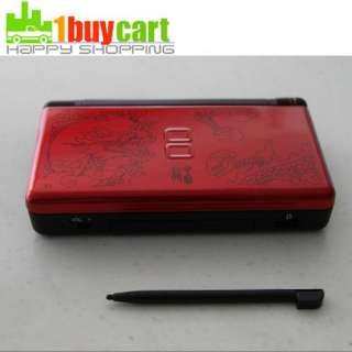 New Chinese Dragon Red Nintendo DS Lite console Handheld System + gift