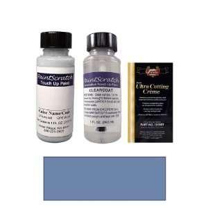 Oz. Medium Blue Metallic Paint Bottle Kit for 1997 Suzuki Swift (Y05