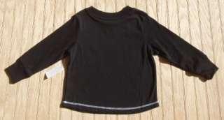 New OLD NAVY Glow N Dark Black Halloween Shirt Sz 5T