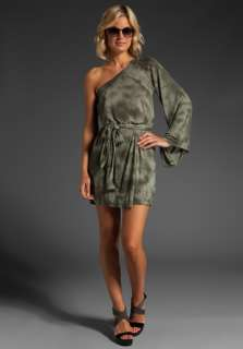 Young Fabulous and Broke Imogen Dress in Army NWT SZ Medium $140