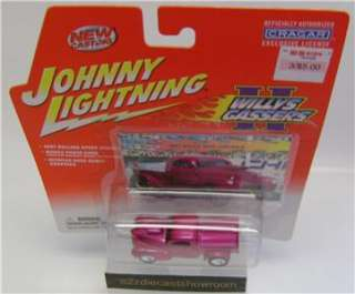 1941 WILLYS GASSERS II JOHNNY LIGHTNING DIECAST 164