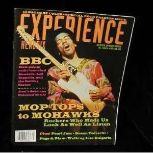 Experience Jimi Hendrix Magazine Vol 2 Issue 2 Janie Hendrix Books