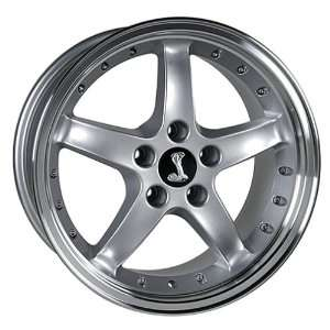 Ford Mustang Cobra Style Wheel Silver Wheels Rims 1994 1995 1996 1997