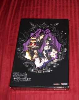 Disc DVD Box Set   Signed   Kuroshisugi Anime 704400058455