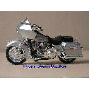 Harley Davidson Motorcycle Diecast Collectible Road Glide Maisto