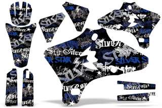 AMR MOTO GRAPHICS KIT YZ 250/450 F 450F YZ450F 03,04,05
