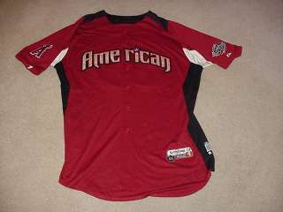 Jered Weaver 2011 All Star Game Signed Jersey MLB Anaheim Angels