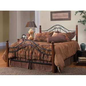 Madison Queen Bed Hillsdale Furniure 1010BQR Home