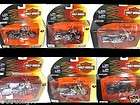 Lot of 6 pack Set Harley Davidson Motorcycle Serie s 29 1 18 Maisto