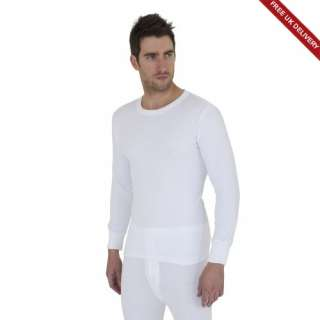 Free PnP) Mens Thermal Underwear Long Sleeve T Shirt