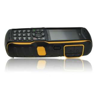 Sim Dual Bands Waterproof/FM/Bluetooth with 2G Card Cell x9