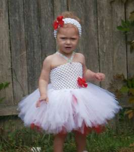Baby Girl/Toddler Christening/Wedding/Birthday Tutu Dress 0 24 months