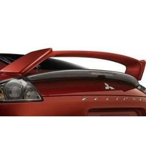 2012 Mitsubishi Eclipse Rear Wing Spoiler Factory Original Rave Red