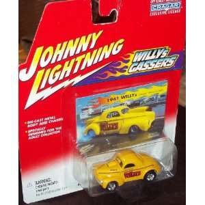 Lightning Willys Gassers   Steve Castellis 1941 Willys Toys & Games