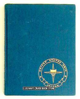 USS INCHON LPH 12 CRUISE BOOK 1974