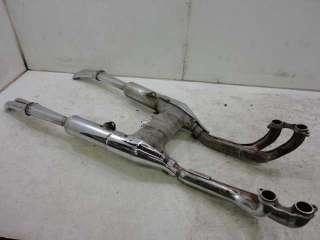 Honda Goldwing GL1200 1200 EXHAUST MUFFLER SYSTEM