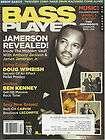 BASS PLAYER MAGAZINE DECEMBER 2009 JAMES JAMERSON JR AN