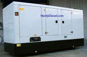 John Deere Powered 355 kW Generator Power Backup Open
