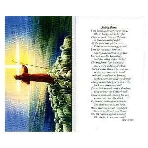 Safely Home Prayer Card: Everything Else