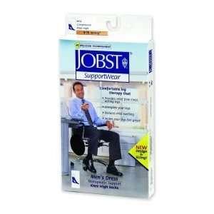 Jobst for Men Dress Socks, 8   15 mmHg    1 Each