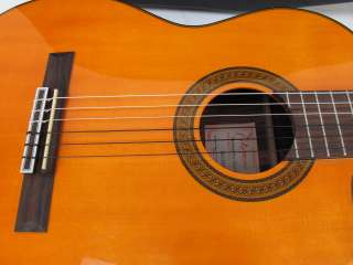 Takamine EG128SC Classical Acoustic Guitar w/ Hard Case