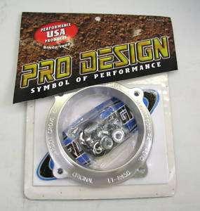 Suzuki LTR450 Pro Design Pro Flow Filter Flange LTR 450